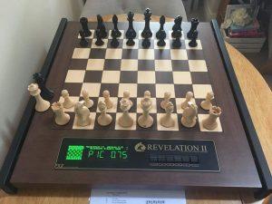 revelation 2 chess computer