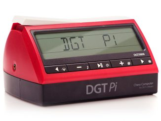 DGT-Pi chess computer