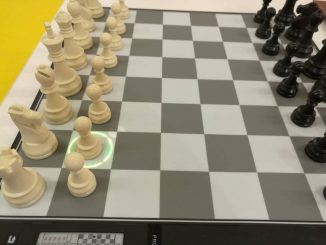 DGT chess computer 3